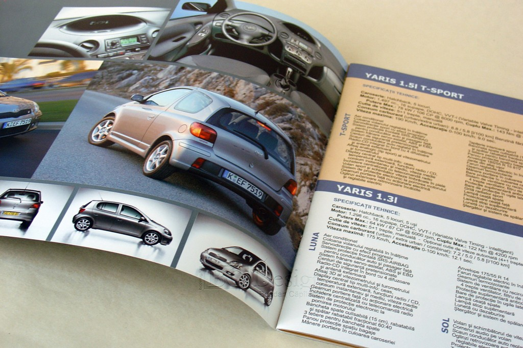 design catalog toyota