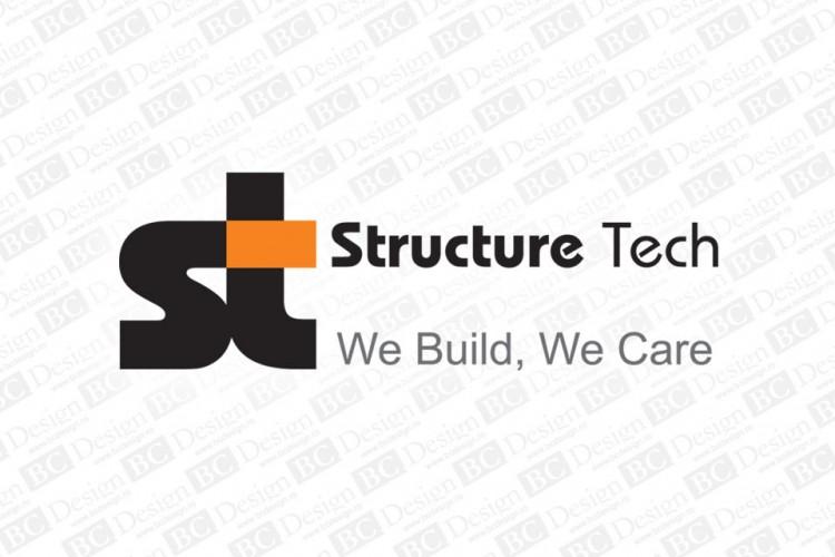 logo Structure Tech