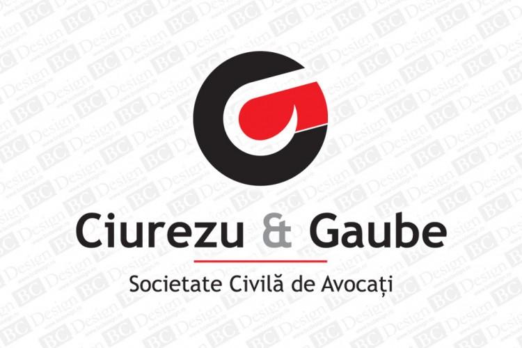 Ciurezu & Gaube - identitate vizuala