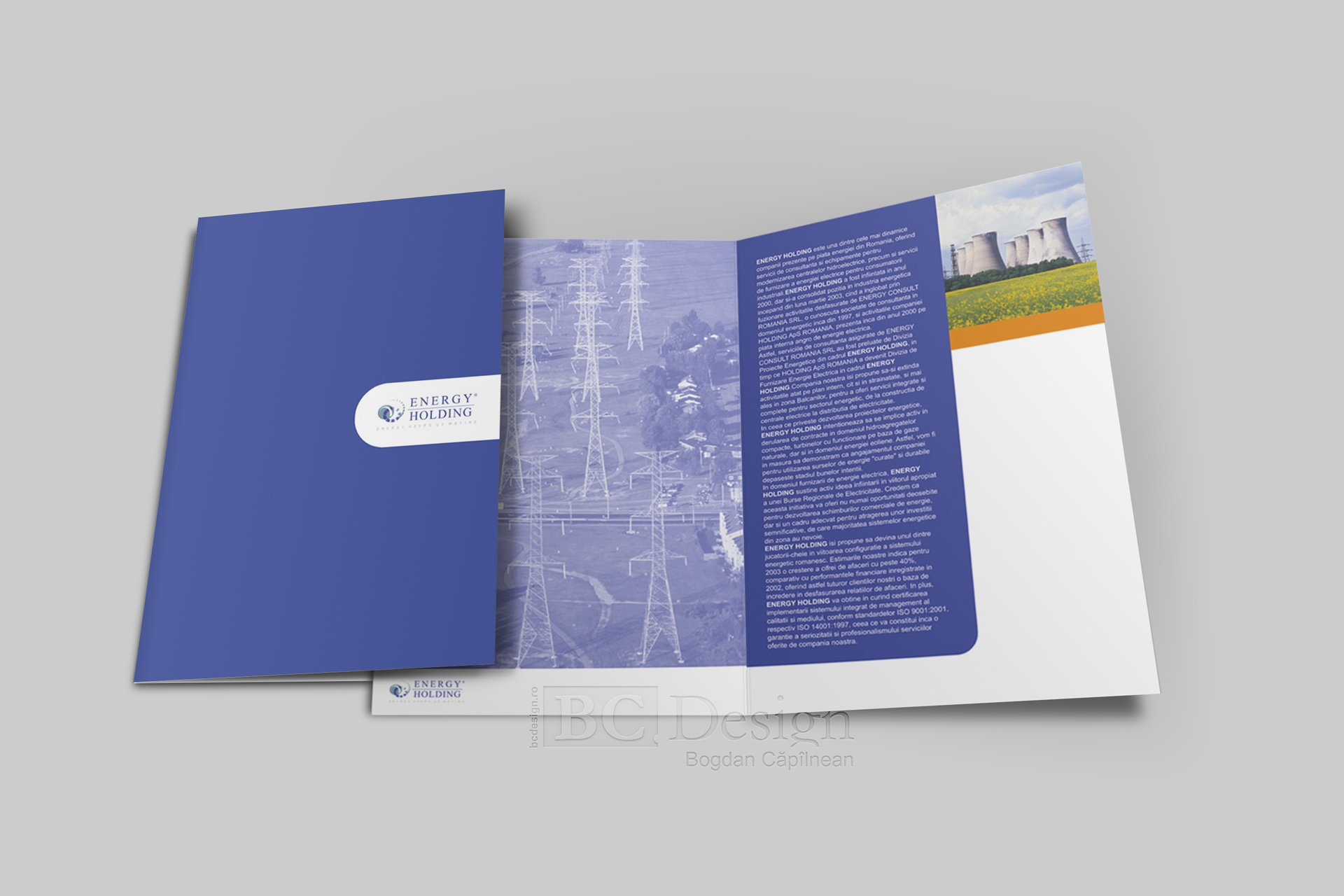 Grafica brosura Energy_Holding