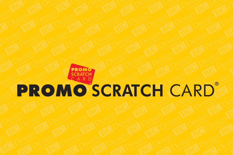 Promo Scratch Card