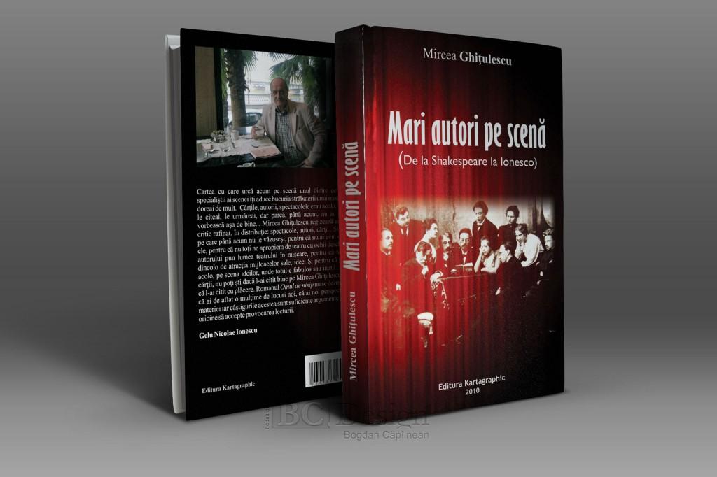 Mari autori pe scenă – de la Shakespeare la Ionescu de Mircea Ghițulescu