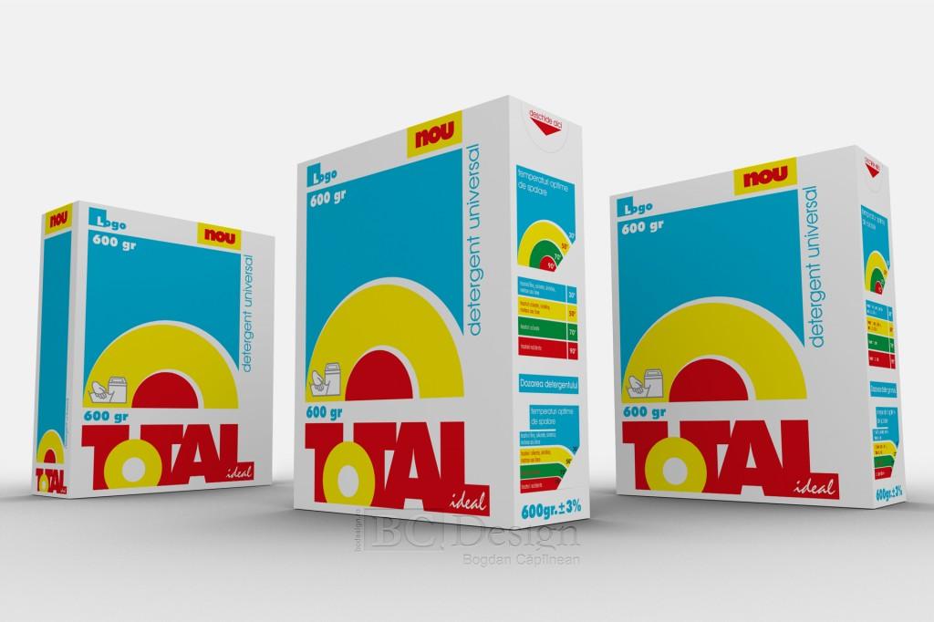 design ambalaj total