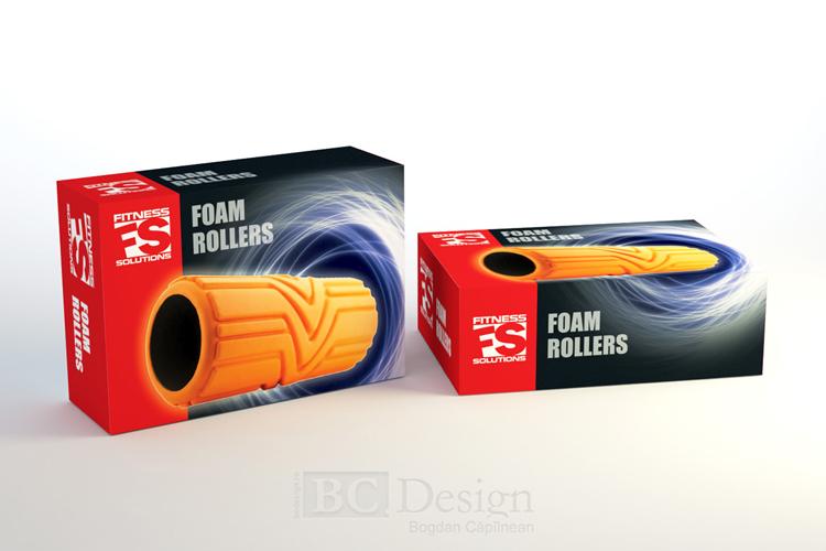 foam rollers