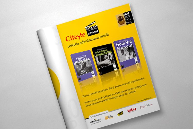 IBU Publishing - reclama pentru print