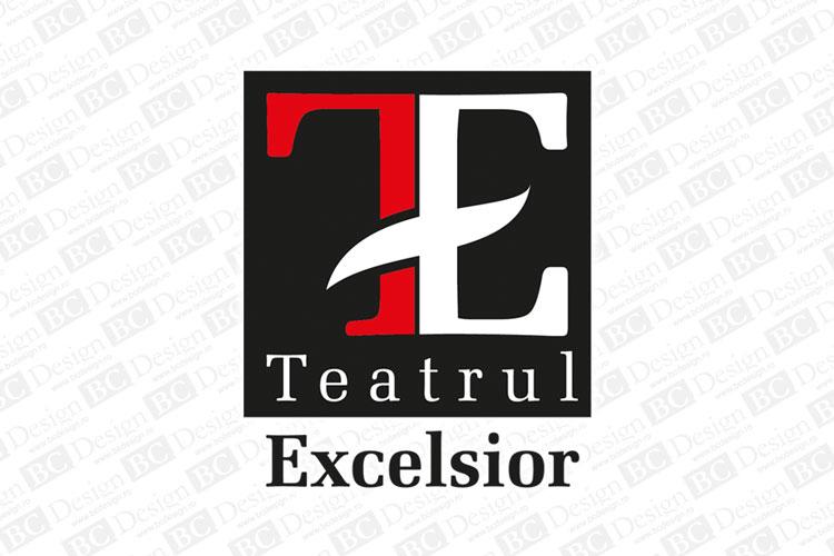 realizare sigla teatrul excelsior